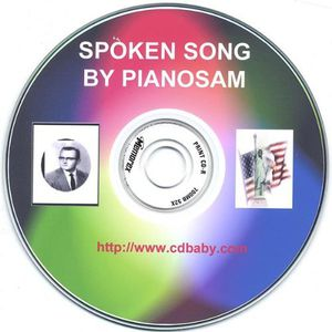 Spoken Song By Pianosam