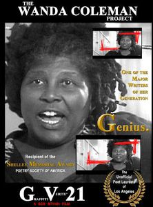 GV21 the Wanda Coleman Project: Genius