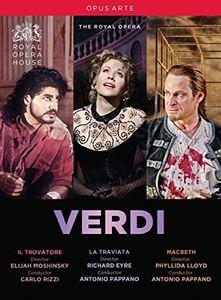 Verdi: Il Trovatore /  La Traviata /  Macbeth