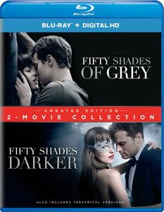 Fifty Shades of Grey /  Fifrty Shades Darker: 2-Movie Collection (Unrated Edition)