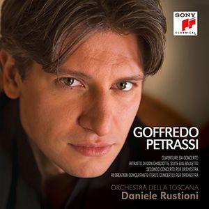 Goffredo Petrassi: Orchestral Music