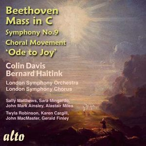 Beethoven: Mass In C /  Ode To Joy