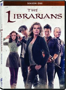 The Librarians: Season One , Rebecca Romijn