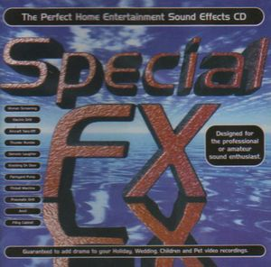 Special FX 1 (Original Soundtrack)