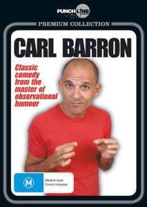 Carl Barron Live [Import]