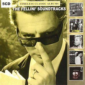 Timeless Classic Albums: Fellini's Soundtracks /  Various [Import]