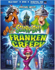Scooby-Doo: Frankencreepy MFV