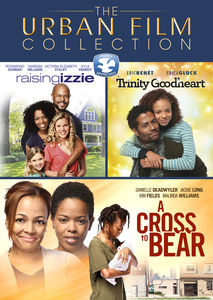 Cross to Bear /  Raising Izzie /  Trinity Goodheart Triple Feature