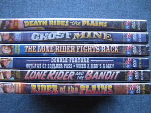 Lone Rider: Collection 1