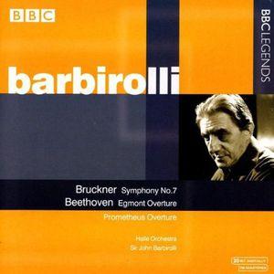 Symphony 7 /  Egmont Overture /  Prometheus Overture