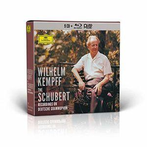 Complete Schubert Solo Recordings on Deutsche Gram , Wilhelm Kempff