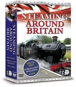 Steaming Around Britain: GWR British Rail & Branch [Import]