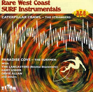 Rare West Coast Surf Instrumentals /  Various [Import]