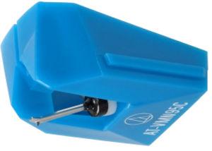 AUDIO TECHNICA AT-VMN95C REPLACMENT STYUS BLUE
