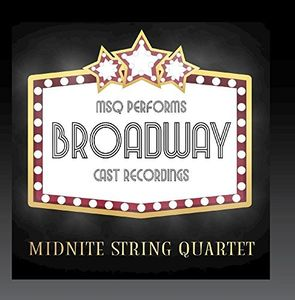 Midnight String Quartet Performs Broadway