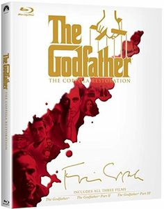 The Godfather Trilogy (The Coppola Restoration)