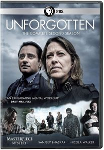 Unforgotten: The Complete Second Season (Masterpiece) , Sanjeev Bhaskar