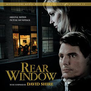 Rear Window (Original Soundtrack) [Import]
