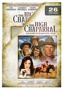 The High Chaparral: The Complete Collection [Import]