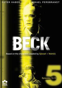 Beck: Volume 5 (Episodes 13-15)