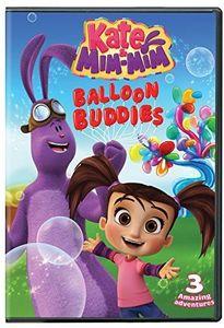 Kate and Mim-mim: Balloon Buddies