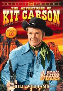 The Adventures of Kit Carson: Volume 10