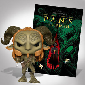 Pan's Labyrinth Fauno Bundle