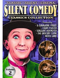 Silent Comedy Classics Collection: Vol. 2