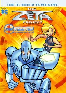 The Zeta Project: The Complete First Season