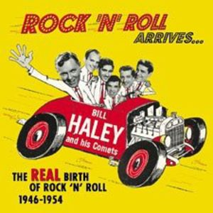 Real Birth Of Rock N Roll Arrives: 1946-1954