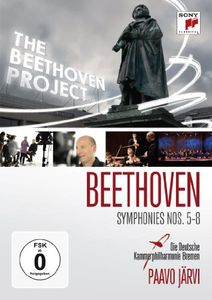 Beethoven: Symphonies Nos. 5-8 [Import]
