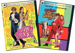 Austin Powers/ Austin Powers 2
