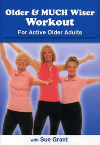 Older and Much Wiser Workout for Seniors