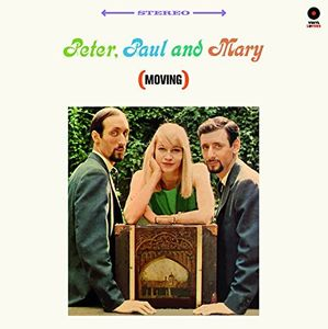 Peter Paul & Mary (Moving) [Import]