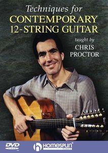 Techniques Contemporary 12-String Guitar