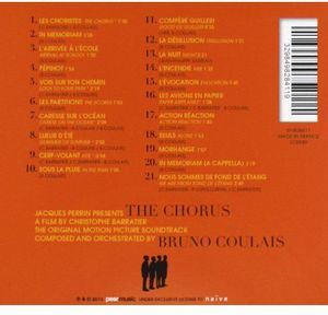 Les Choristes [Import]