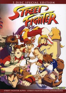 Street Fighter Alpha 2-Pack
