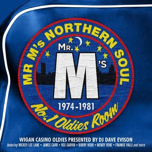 Mr M's: Wigan Casino Northern Soul Oldies Room 1974-1981 /  Various [Import]