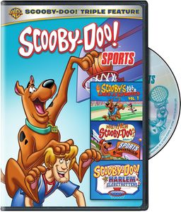 Scooby-Doo Sports Triple Feature