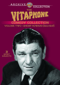 Vitaphone Comedy Collection: Volume Two: Shemp Howard 1933-1937