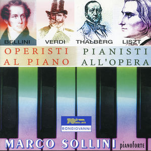 Opera Composers at the Piano