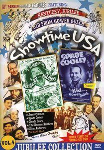 Vol. 4-Kentucky Jubilee & the Kid from Gower Gulch