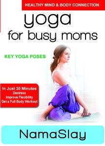 Namaslay - Key to Yoga Poses