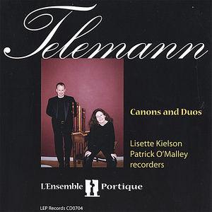 Telemann: Canons & Duos