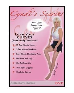 Cyndi's Secrets: Love Your Curves