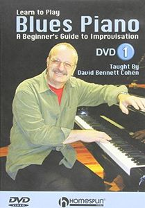 Learn to Play Blues Piano /  a Beginner's Guide to Improvisation