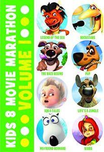 Kids 8 Movie Marathon: Volume 1