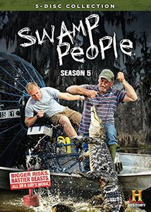 Swamp People Season 5