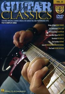 Guitar Play Along: Guitar Classics