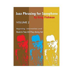 Jazz Phrasing for Saxophone 2